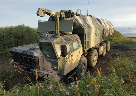СКШУ «Восток-2014» > Эпизоды учения > Ракетная стрельба береговыми комплексами по надводной мишени : Министерство обороны Российской Федерации