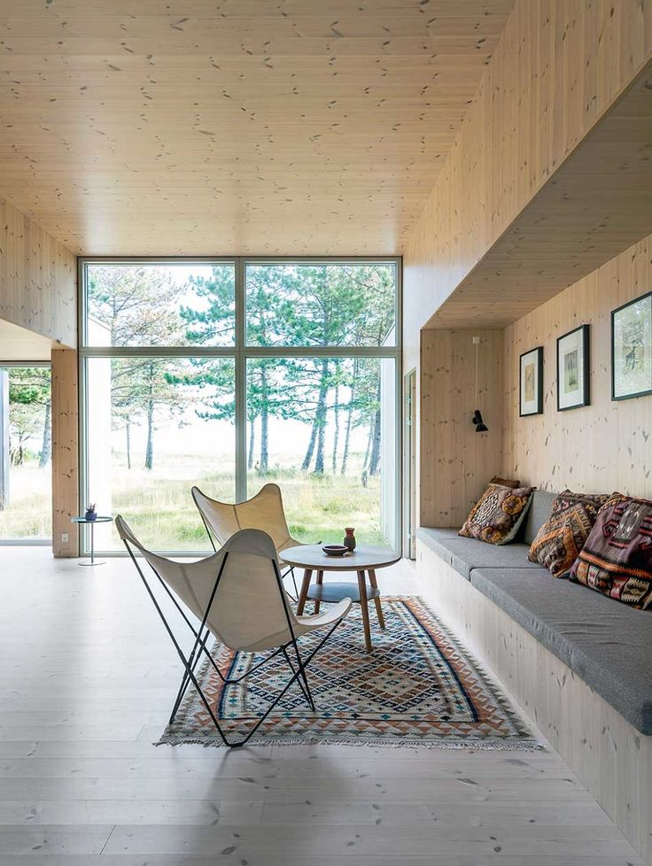 Here you can be indoors and outdoors at the same time | Bo-bedre.no