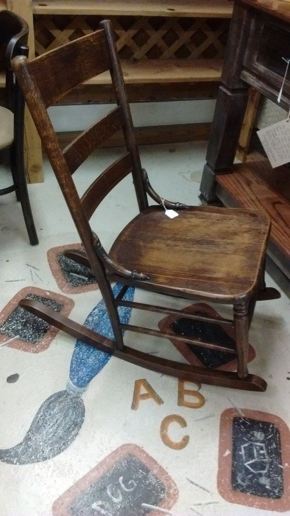 17 Best Ideas About Vintage Rocking Chair On Pinterest