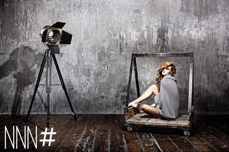 NNN# No Naked Neck - Limited Edition  - Where | Cross+Studio Milano - Photographer | Diego Battaglia - Concept & post-production | Gothamsiti