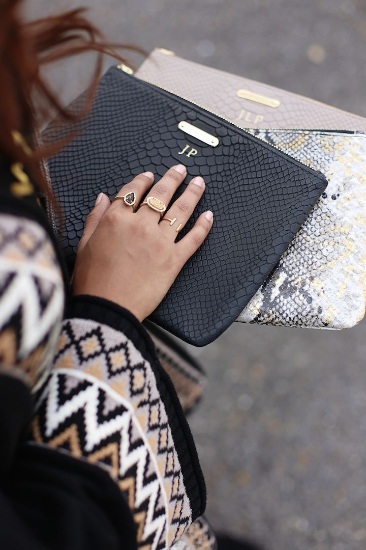GiGi New York | Haute Off The Rack Fashion Blog |  All In One Clutch Bags