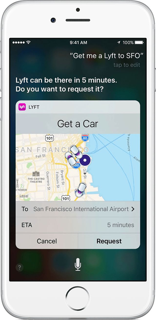 Use Siri on your iPhone, iPad, or iPod touch - Apple Support