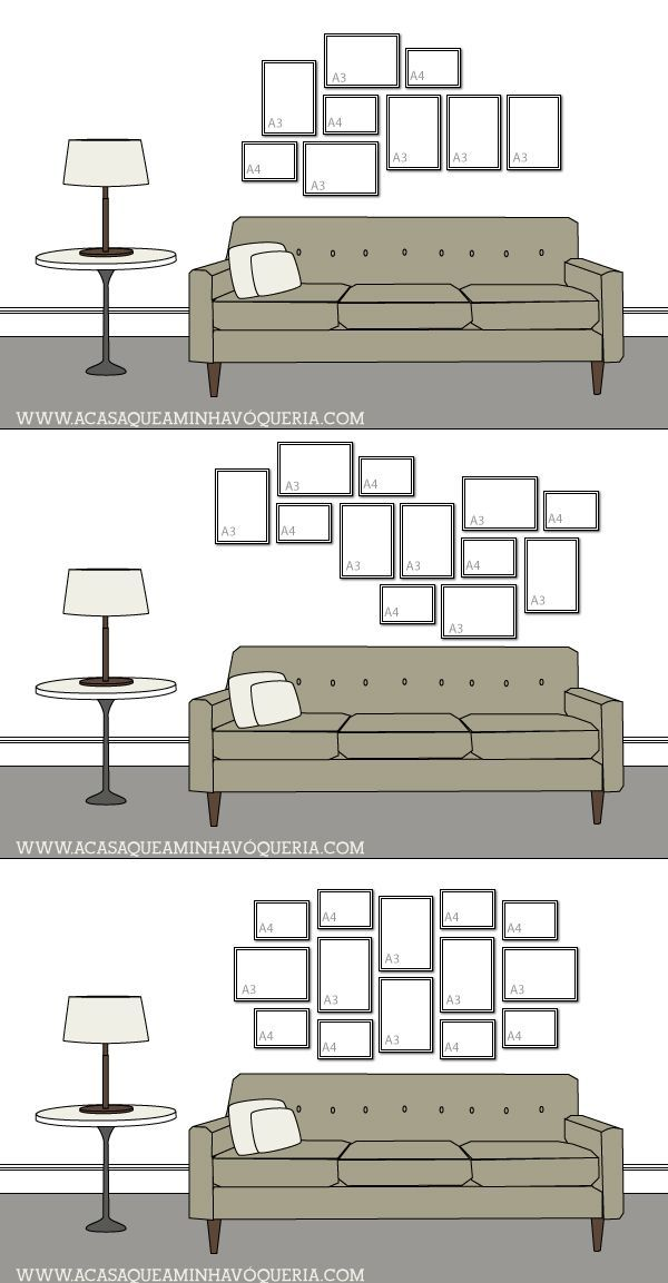 16 formas de harmonizar quadros na parede utilizando apenas molduras A3 e A4 is creative inspiration for us. Get more photo about home decor related with by looking at photos gallery at the bottom of this page. We are want to say thanks if you like to share this post …