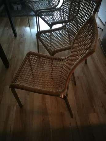 Krzesła Ikea 4 sztuki Reda - image 1