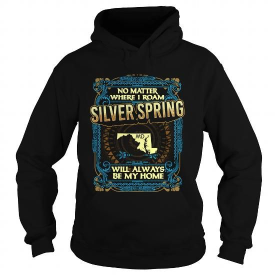 Cool  SILVER SPRING T shirts