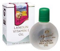 Lanolin Vitamin E Oil - Merino - 50ml | Shop New Zealand