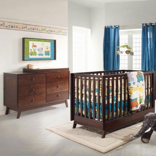 Delta Greyson Dresser Best 25 Brown Crib Ideas On