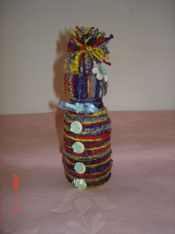 creation, construction in bottle, from m katerina