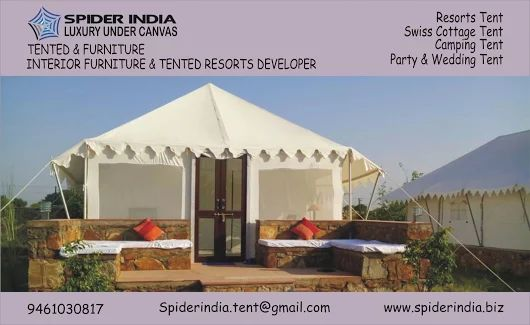resort tent. swiss cottage tent, camping tent, air conditional tent, water proof tent, luxury tent, tent, hotel tent, canvas tent,