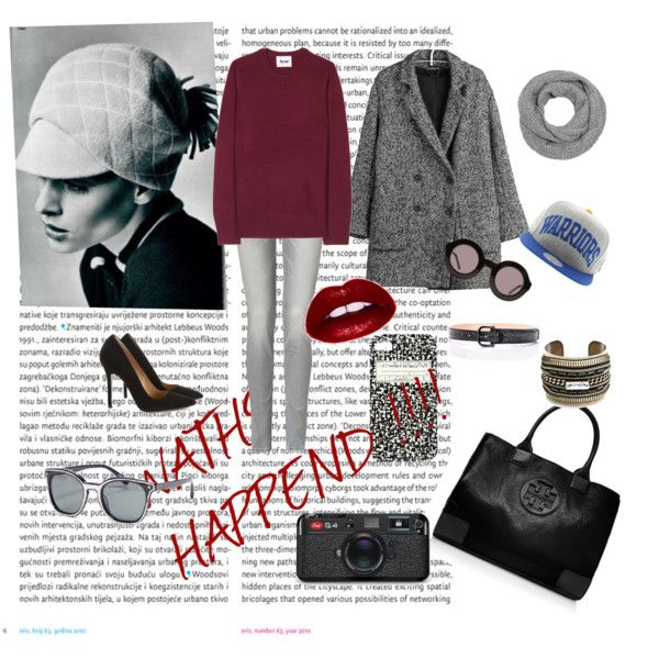 """WhATS HAPPEND !!!"" by naughtystylishsoul on Polyvore"