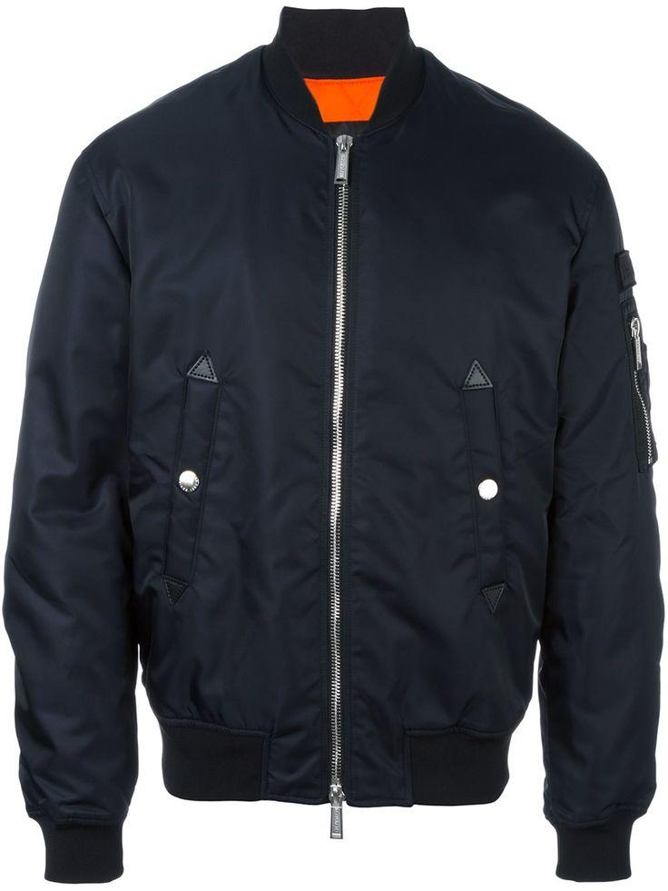 Dsquared2 'Military' bomber jacket