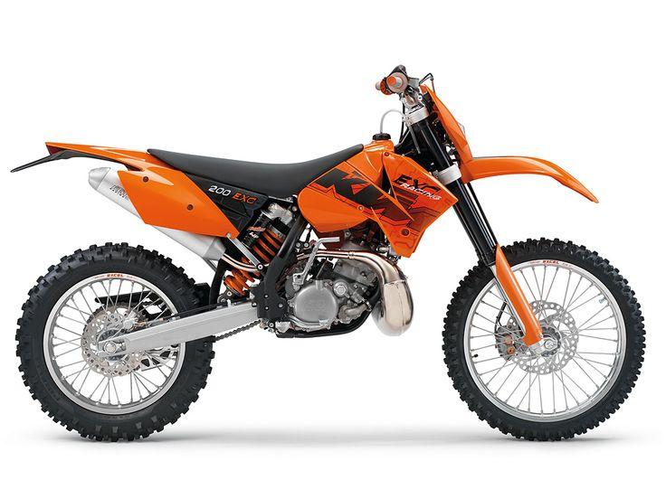 KTM 200 EXC (2006)