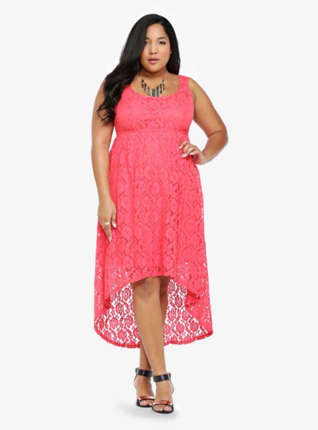 12 best images about plus size dresses on Pinterest | Lace inset ...