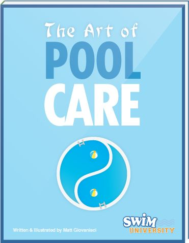 The Art of #Pool Care: a digital guide to swimming pool maintenance and chemistry.
