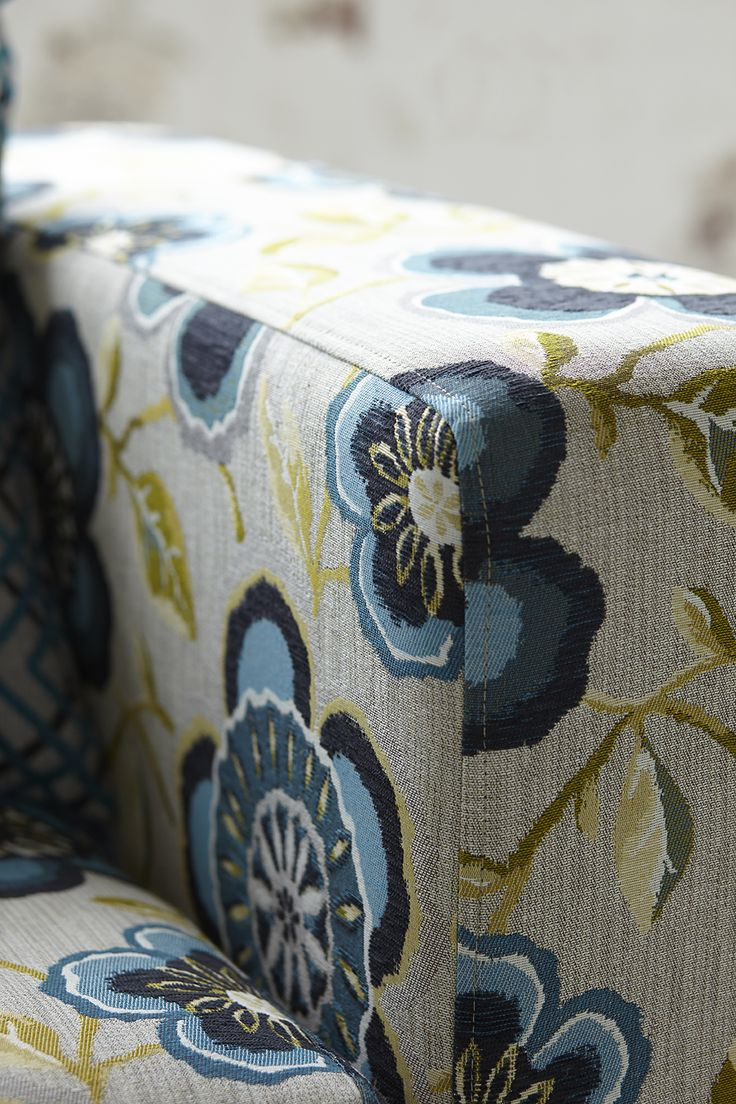 Fabric and Upholstery available from expresscurtainsandblinds.com.au Caledonia Collection, Warwick Fabrics