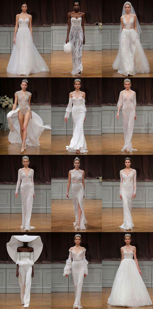 Неделя свадебной моды в Нью-Йорке: 100 лучших подвенечных платьев - Ярмарка Мастеров - ручная работа, handmade