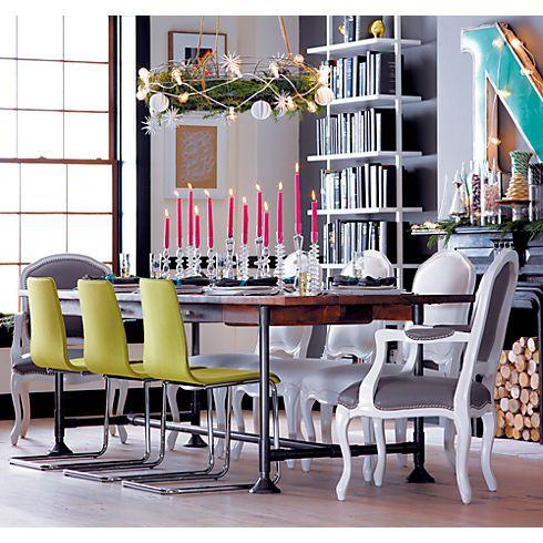 Stick Around Arm Chair In All Furniture Cb2 Furniture Modern