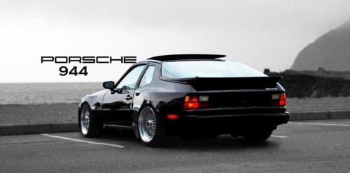 Porsche 944. Oftmals belächelt und als Volksporsche tituliert...aber eins der besten Autos, die ich in meinem Leben gefahren bin!