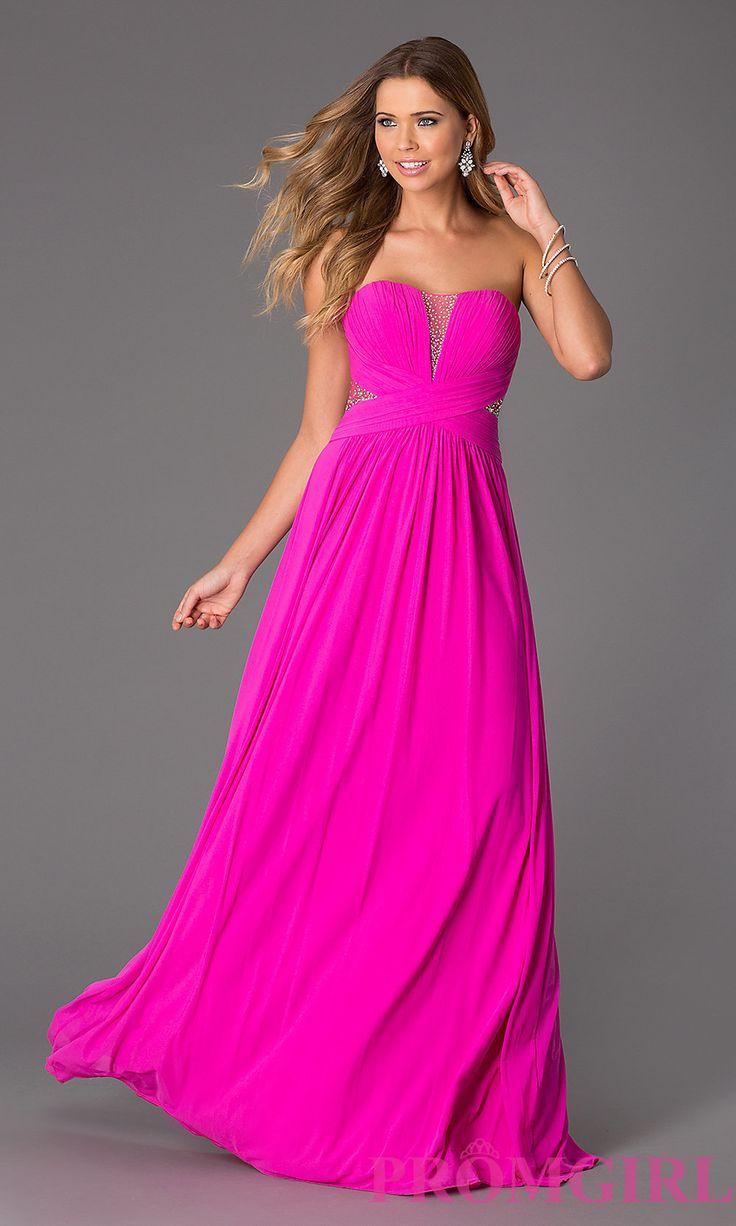 45 best Dresses images on Pinterest | Prom dresses, Party wear ...