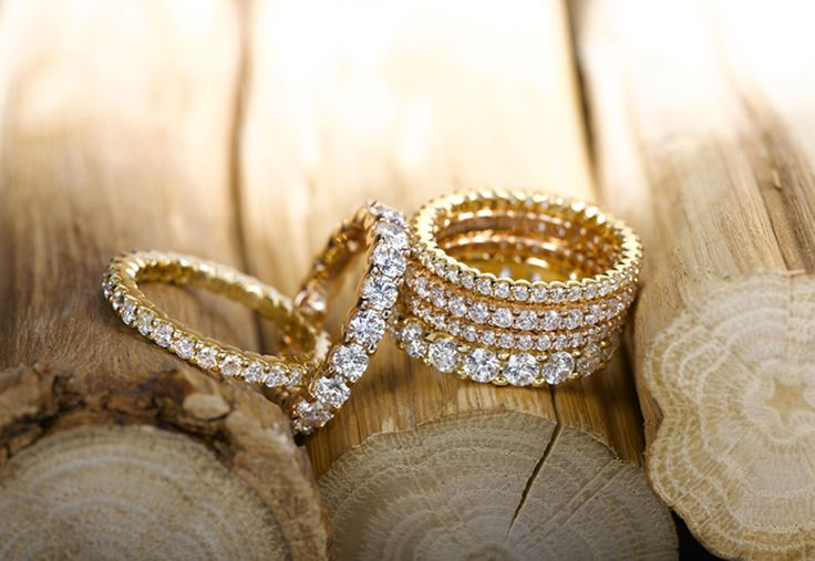 Michael C. Fina's Endless Collection...Timeless Designs Created for Your Love Story