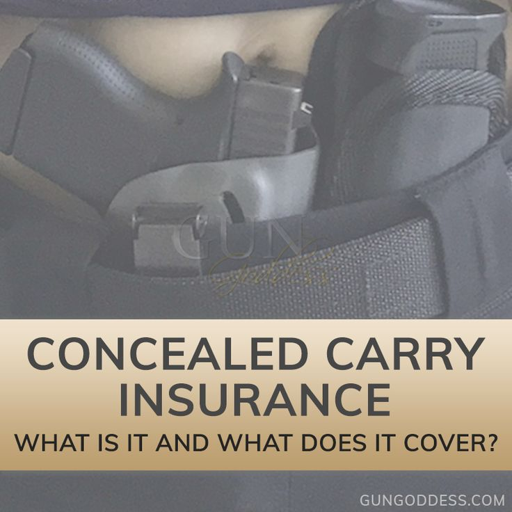 Concealed carry insurance what is it and what does it