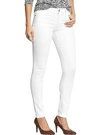 Women's Mid-Rise Rockstar Skinny Jeans