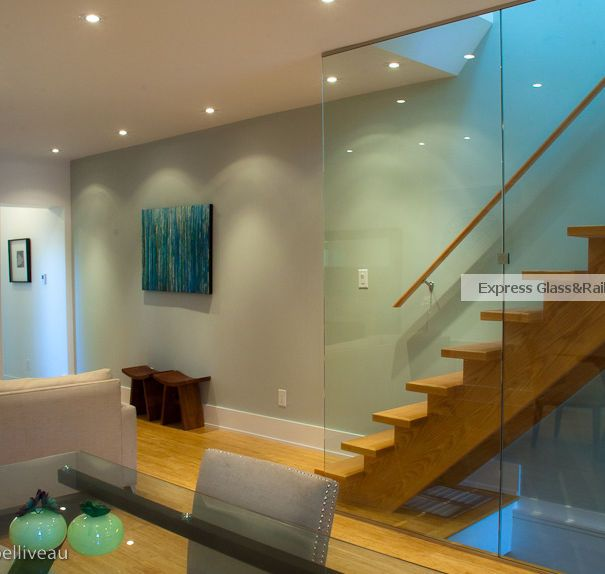 Express Glass Railing Systems