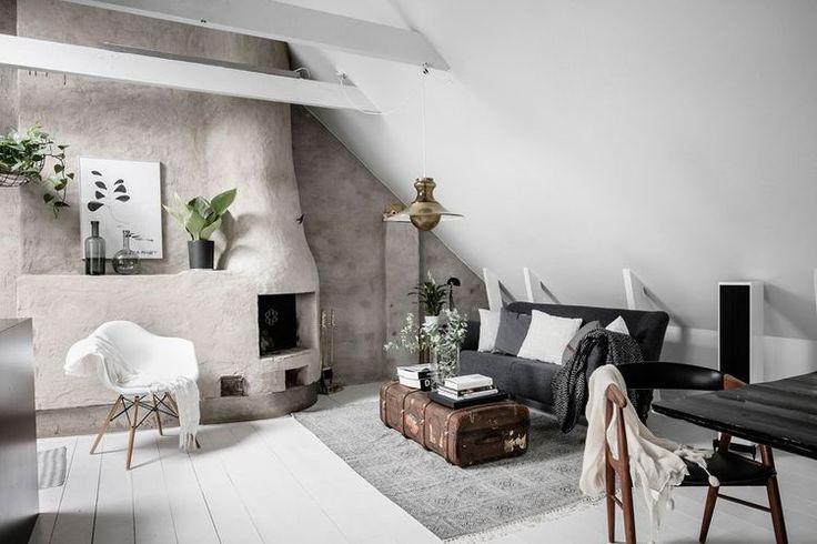 Un appartement familial et ludique