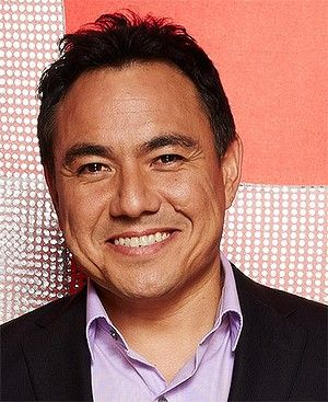 Sam Pang - comedian. ** Love Sam. :)