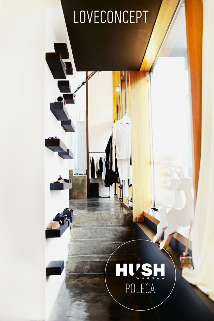 Loveconcept- fashion boutique in Warsaw recommended by HUSH Warsaw.