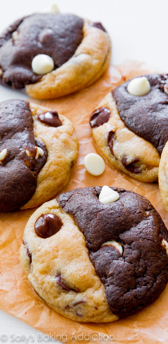 Say goodbye to your self control! These swirled chocolate chip cookies disappear quicker than you can make them.