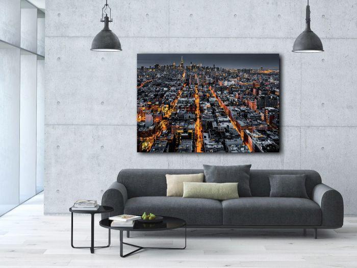 25 beste idee n over stad schilderij op pinterest city art en horizon schilderij - Foto van slaapkamer schilderij ...