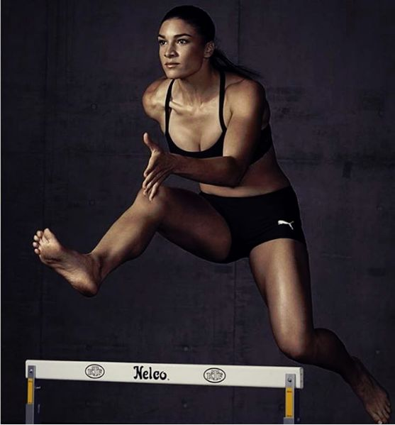 Michelle Jenneke for WHO Magazine
