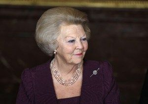 An Accident for Princess Beatrix