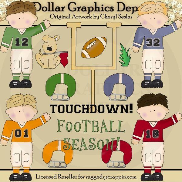 football season clipart - photo #34