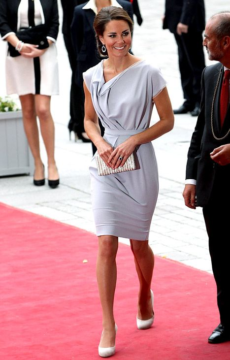 superbe robe kate middleton