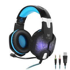 Hot Offer 35mm Gaming Headphone Gaming Headset Casque Gamer Stereo
