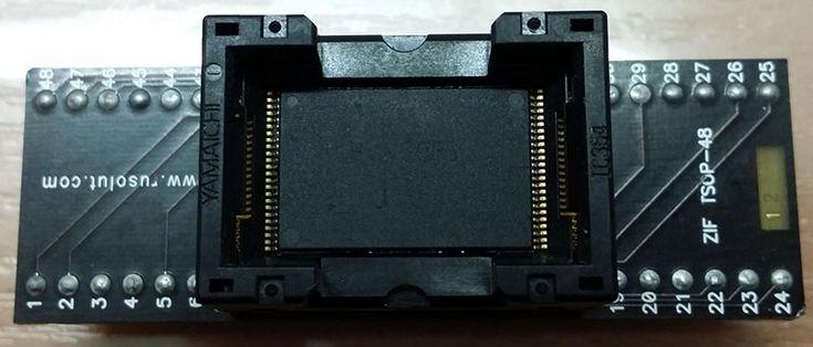 Najczęściej spotykane typy układów NAND w procesie odzyskiwania danych jakie możemy spotkać w nośnikach typu pendrive, karty pamięci i dyski SSD.