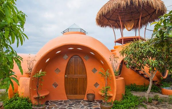 CASA DOS HOBBITS NA TAILÂNDIA - ... And This is Reality