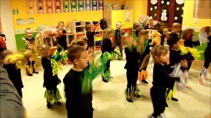 """Waka Waka - taniec (Przedszkole """"Bajlandia"""" w Cieszynie)"""