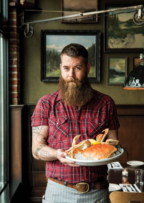 Bon Appetit Rediscovers the Pacific Northwest. Once again, local products like Olympic Provisions and the Woodsman Tavern get love from the national food mag.