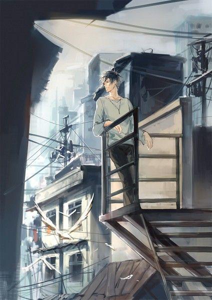 Psycho-Pass - Shinya Kogami