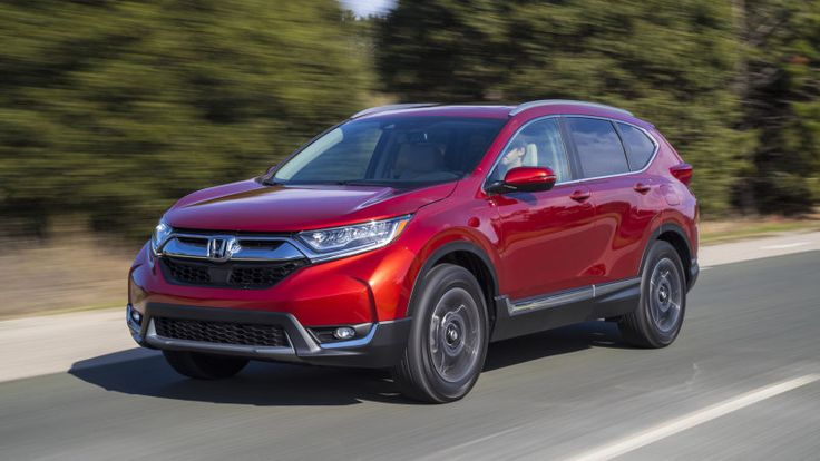 Take A First Drive In The All New 2017 Honda CR-V http://www.autoblog.com/2016/11/30/2017-honda-cr-v-first-drive-review/