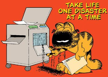 garfield mothers day cards | ... Free Garfield eGreeting Virtual Online e-Cards To Send out by Email