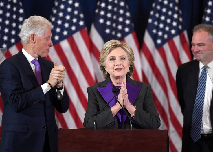A Russian Dissident Explains Exactly Why Clinton's Concession Speech Was So Dangerous