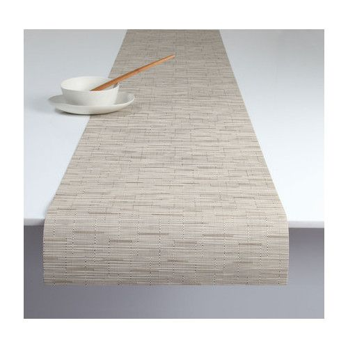 Found it at Wayfair - Bamboo Table Runner