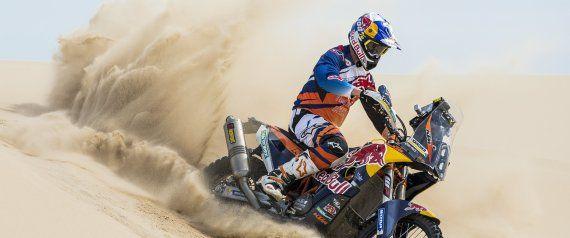 Aussie Motorbike Rider Toby Price Leads Dakar Rally #TobyPrice...: Aussie Motorbike Rider Toby Price Leads Dakar Rally… #TobyPrice