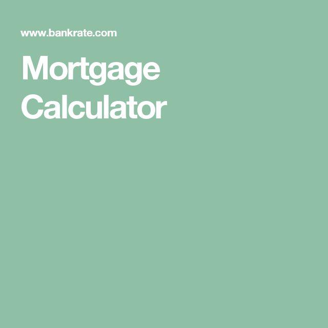Les 25 meilleures idées de la catégorie Mortgage calculator sur - bank rate mortgage calculator