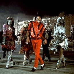 Michael Jackson - Thriller  My favorite, and yes I still can do the dance!!!