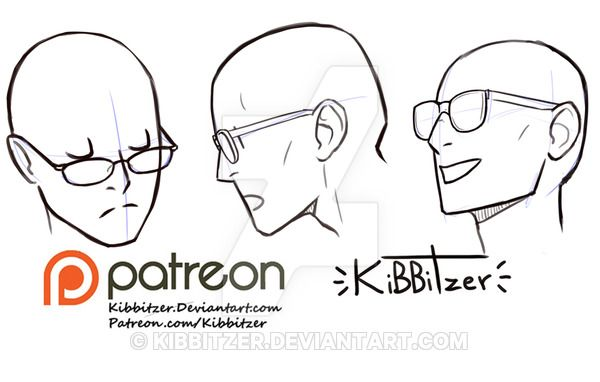 another glasses reference sheet! I should draw more OCs with glasses. glasses are cuteXD if you think that this is useful and you are interested on patreon   you can get: -all t...